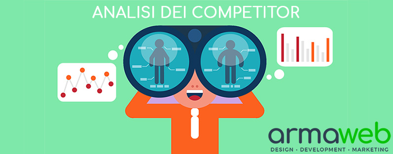 Analisi dei competitor nella strategia di Web Marketing